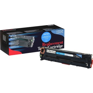 IBM Remanufactured Toner Cartridge - Alternative for HP 305A (CE411A)