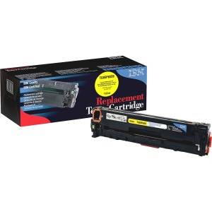 IBM Remanufactured Toner Cartridge - Alternative for HP 305A (CE412A)