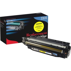 IBM Remanufactured Toner Cartridge - Alternative for HP 507A (CE402A)