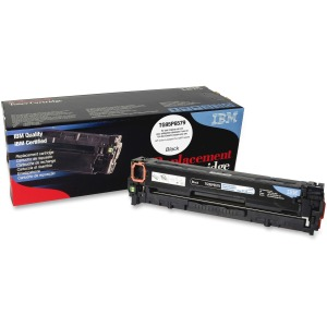 IBM Remanufactured Toner Cartridge - Alternative for HP 312A (CF380A)