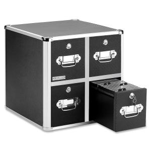 Vaultz Disc Locking CD/DVD Cabinets