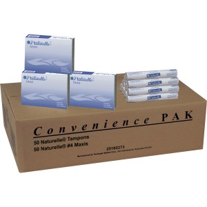 Impact Products Dual Vendor Hygiene Dispenser Convenience Pak