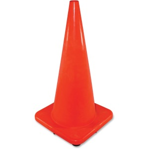 "Impact Products 28"" Slim Orange Safety Cone"