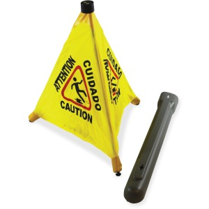 "Impact Products 20"" Pop Up Safety Cone"