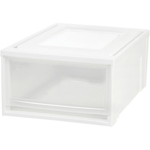 I.R.I.S. Stackable Storage Box Drawer