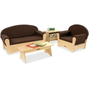 Jonti-Craft Komfy Sofa 4-piece Set