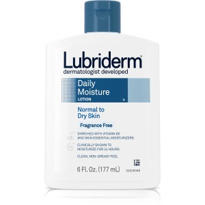 Lubriderm Daily Moisture Skin Lotion