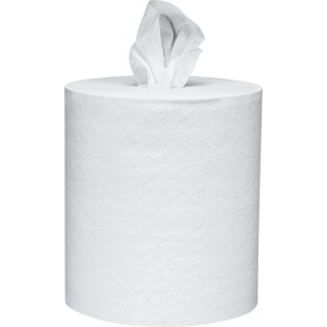 Kimberly-Clark One-ply Center-Pull Paper Towels