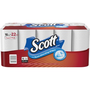 Scott Choose-A-Sheet Paper Towels - Mega Rolls