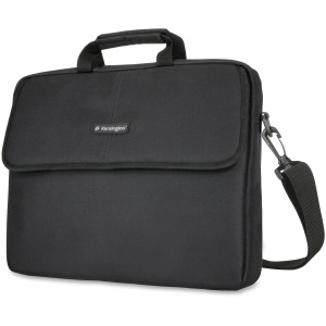 "Kensington Classic SP17 Carrying Case (Sleeve) for 17"" Notebook - Black"