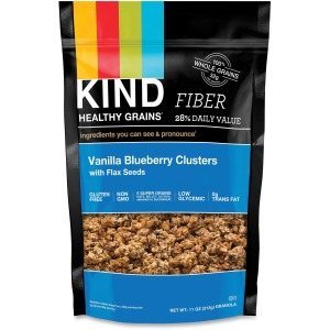 KIND Healthy Grains Vanilla Blueberry Snack
