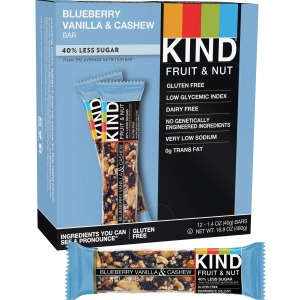 KIND Blueberry Vanilla & Cashew