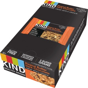 KIND Peanut Butter/Dark Chocolate Grains Bar