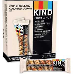 KIND Dark Chocolate Almond/Coconut Snack Bar