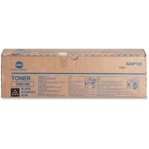 Konica Minolta TN-610K Original Toner Cartridge