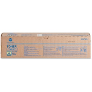 Konica Minolta TN-610Y Original Toner Cartridge