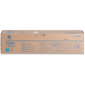 Konica Minolta TN-610C Original Toner Cartridge