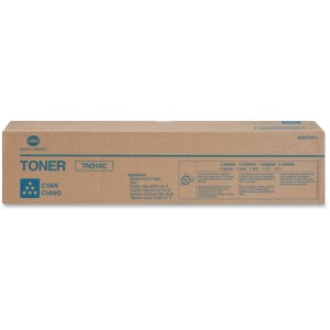 Konica Minolta TN314C Original Toner Cartridge