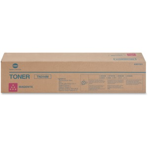 Konica Minolta TN314M Original Toner Cartridge