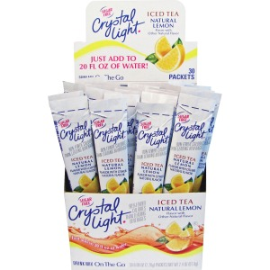 Crystal Light Kraft Sugar-free OTG Mix Sticks