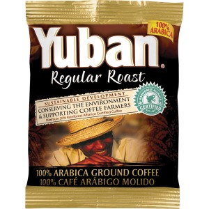 Yuban 100 percent Arabica Ground Coffee Ground