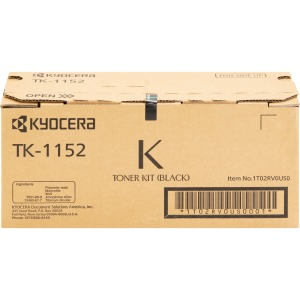 Kyocera TK-1152 Original Toner Cartridge - Black
