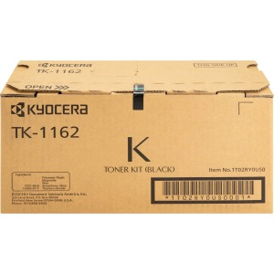 Kyocera TK-1162 Original Toner Cartridge - Black