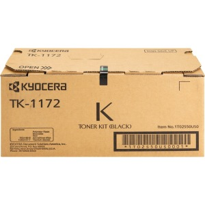 Kyocera TK-1172 Original Toner Cartridge - Black