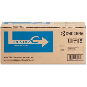 Kyocera TK-5142C Original Toner Cartridge