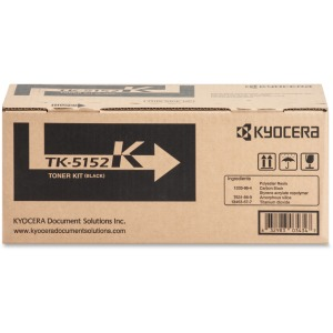 Kyocera TK-5152K Original Toner Cartridge