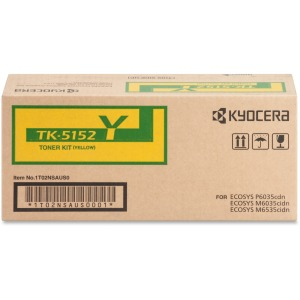 Kyocera TK-5152Y Original Toner Cartridge