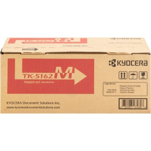 Kyocera TK-5162M Original Toner Cartridge - Magenta