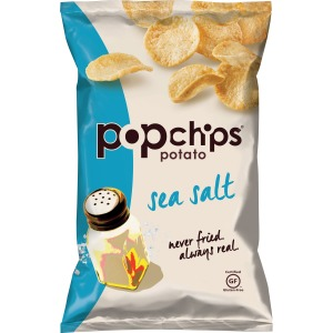 Lil' Drug Store PopChips Flavored Potato Snack