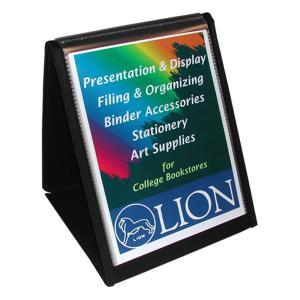 Lion Flip-N-Tell Display Easel Books