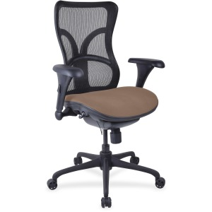 Lorell High-back Fabric Seat Chair