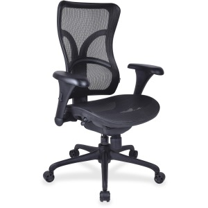 Lorell Full Mesh High Back Adjustable Chair