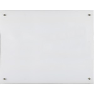 Lorell Dry-Erase Glass Board