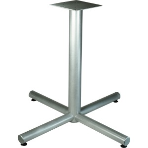 Lorell Hospitality Collection X-Leg Table Base