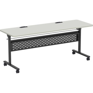 Lorell Flip Top Training Table