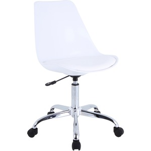 Lorell Plastic Shell Task Chair