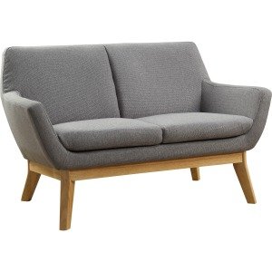 Lorell Quintessence Collection Upholstered Loveseat
