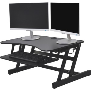 Lorell Adjustable Desk Riser Plus