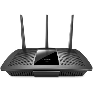 Linksys Max-Stream EA7500 IEEE 802.11ac Ethernet Wireless Router