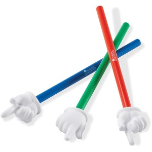 "Learning Resources 15"" 3-piece Hand Pointers Set"