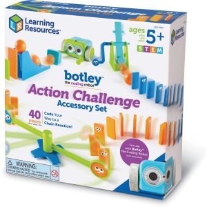Learning Resources Botley the Coding Robot Action Challenge Accessory Set