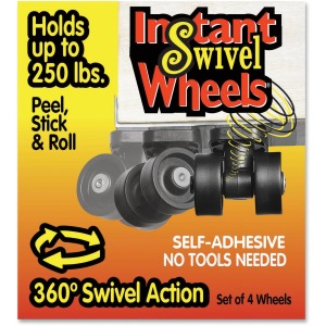 Master Mfg. Co RollArounds® Instant Swivel Wheels