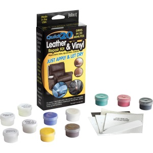 Master Mfg. Co ReStor-It® Quick20™ Leather/Vinyl Repair Kit
