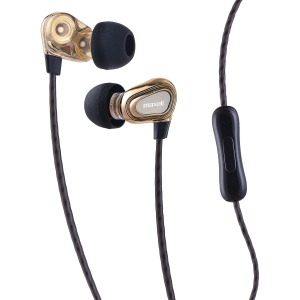 Maxell Dual Driver Earbuds
