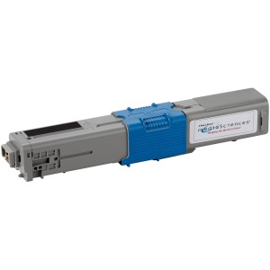 Media Sciences Toner Cartridge - Alternative for Okidata (44469801)