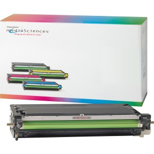 Media Sciences Toner Cartridge - Alternative for Dell (K4971) - Black